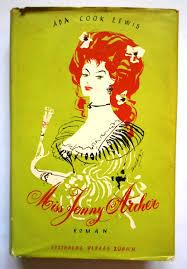 """Miss Jenny Archer"""" (Ada Cook Lewis) – Buch antiquarisch kaufen ..."""