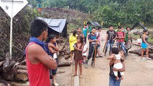 Indígenas colombianos: La práctica del gobierno de Santos es incumplir los  acuerdos - RT
