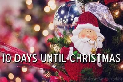 """Image result for 10 days to christmas"""""""