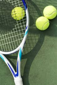 tennis racket and wallpaper