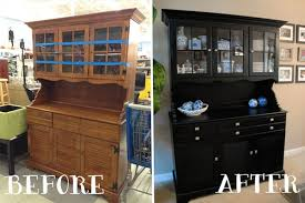 hutch china cabinet makeovers