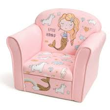 Mermaid Unicorn Armrest Couch Sofa Kids Furniture For Girls Bedroom Playroom New For Sale Online
