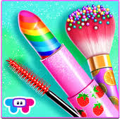 candy makeup sweet salon app in pc