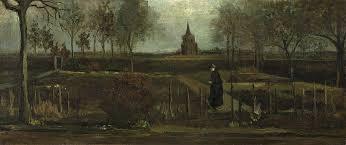 the parsonage garden at nuenen wikipedia
