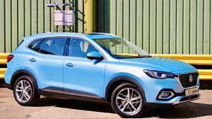 Meet The New MG HS Plug-In Hybrid C-Segment SUV