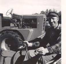leroy berg sr s homemade tractor