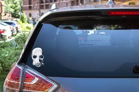 Borderlands Decal Psycho Mask Decal Sticker Borderlands Etsy Car Decals Vinyl Car Decals Window Decals