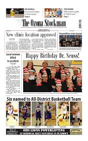 March 11 main pages by Melissa Perner - issuu