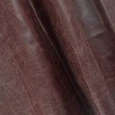 com maroon brown faux leather