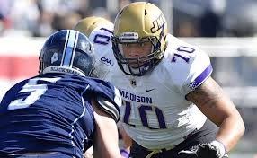 JMU's Aaron Stinnie, a relatively new kid on the block, drawing NFL scouts'  attention | James Madison | richmond.com