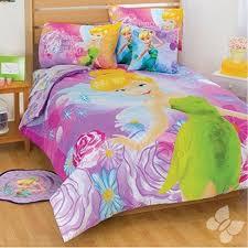 tinkerbell bedding set girls disney