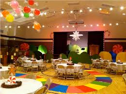 candyland themed decorations