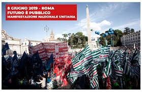 futuroèpubblico, 8 giugno manifestazione nazionale a Roma - FP ...