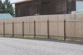 Wood Fence Pictures Privacy And Picket
