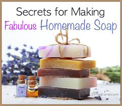 25 soap making secrets tips and tricks
