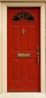 how do i paint a fiberglass front door