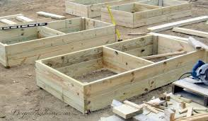 raised bed gardens how to build the