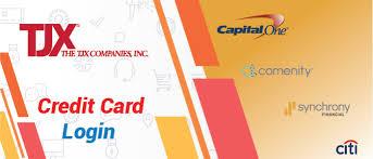 tjx credit card login activation to
