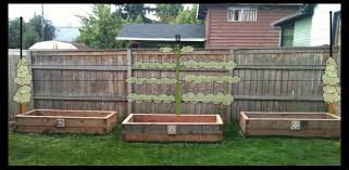 raised garden planter designs meser