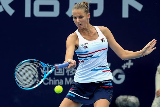 Image result for karolina pliskova""
