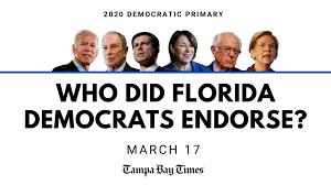 Democratic presidential candidates ...