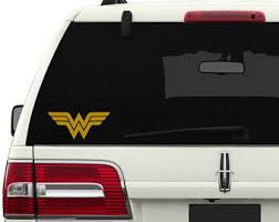 Woman Decal Etsy