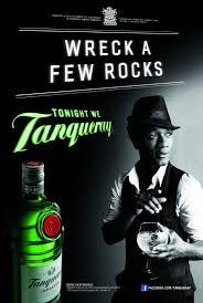 tonight we tanqueray a trademark
