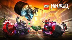 LEGO NINJAGO RIDE NINJA Android/iOS Gameplay ᴴᴰ - YouTube
