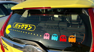 Gibbs Rainock On Twitter Made Some Pacman Decals For My Car