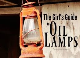 the girls guide to oil lamps