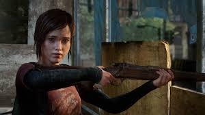 ellie from the last of us video games