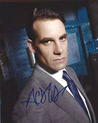 """ADRIAN PASDAR as NATHAN PETRELLI on TV Series""""HEROES"""" Signed 8x10 ..."""
