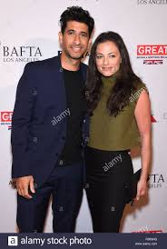 Beverly Hills, California, USA. 9th Jan, 2016. Raza Jaffrey & Lara Stock  Photo - Alamy