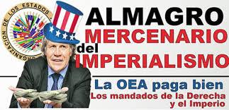 Resultado de imagen de Luis Almagro Cuba