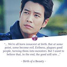 kdrama birth of a beauty edited by korean drama quotes