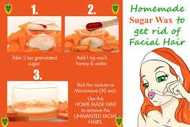 homemade hair removal creams