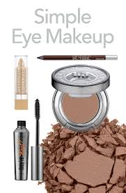 simple eye makeup for everyday she