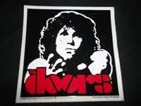 The Doors Vinyl Decal Sticker