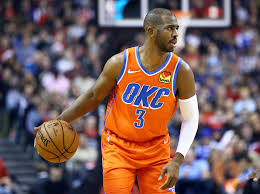 Chris Paul trade between the Thunder ...