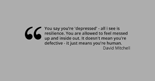 depression quotes about life and sayings daily funny quote