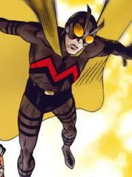 Mothman (Byron Lewis) - Superhero Database