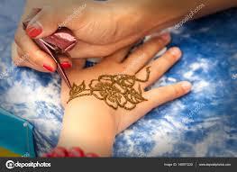 Henna Fotografia Stokowa Henna Obrazy Royalty Free Depositphotos