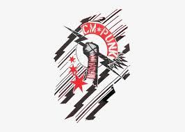 logo png cm punk wallpaper iphone