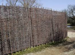 Papillon Premium Willow Wicker Fencing Hurdle 3ft 91 4cm Natural Woven Fence Panels With 1 Year Warranty Amazon Co Uk Garden Outdoors