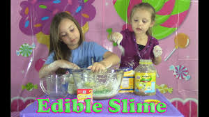 how to make slime with applesauce you