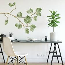Flowers Trees Wall Decals Roommates Decor