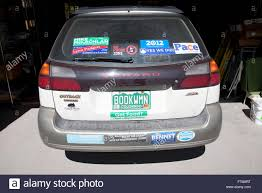 Bumper Stickers High Resolution Stock Photography And Images Alamy