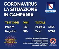 Coronavirus Napoli e Campania 26 marzo, ultime notizie e aggiornamenti