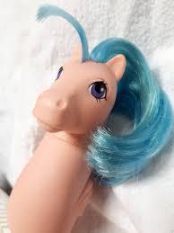 My Little Pony G1 Sea pony Wavedancer