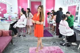 kanika chanda makeup academy best